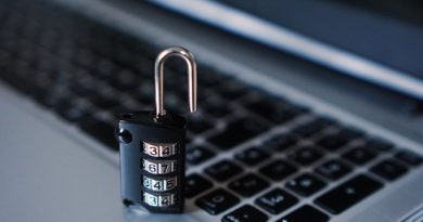 internet security of your company